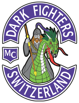 Dark Fighters MC - Founded 1984